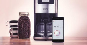 Coffee Maker a Security Threat?